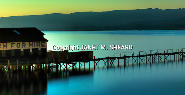 Hasselblad Camera: Point Reyes Janet M. Sheard