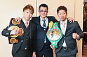 Boxing: Japan's Boxer of the Year Award 2018