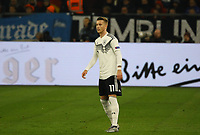 Marco Reus (Deutschland, Germany) - 19.11.2018: Deutschland vs. Niederlande, 6. Spieltag UEFA Nations League Gruppe A, DISCLAIMER: DFB regulations prohibit any use of photographs as image sequences and/or quasi-video.
