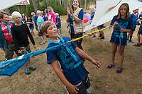 20140805 Vilda-l&auml;ger p&aring; Kragen&auml;s. Foto f&ouml;r Scoutshop.se<br /> limbo, scout, scouter,