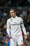 Real Madrid´s Gareth Bale during La Liga match at Santiago Bernabeu stadium in Madrid, Spain. March 15, 2015. (ALTERPHOTOS/Victor Blanco)