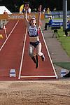 IPC European Athletics Championship 2014<br /> Stef Reid (GBR)<br /> Women's Long Jump T44<br /> Swansea University<br /> <br /> 21.08.14<br /> ©Steve Pope-SPORTINGWALES