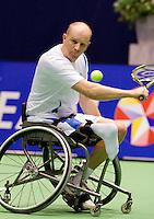 19-12-10, Tennis, Rotterdam, Reaal Tennis Masters 2010,    Ronald Vink