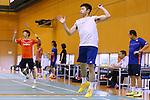 Sho Sasaki (JPN), JULY 19, 2016 - Badminton : Training for Rio Olympic Games in Tokyo, Japan. (Photo by Sho Tamura/AFLO SPORT)