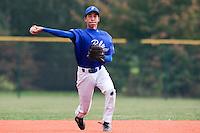 23 September 2009: Pole Baseball Rouen, Julien Higashiyama