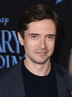 29 November 2018 - Hollywood, California - Topher Grace. &quot;Mary Poppins Returns&quot; Los Angeles Premiere held at The Dolby Theatre.   <br /> CAP/ADM/BT<br /> &copy;BT/ADM/Capital Pictures