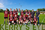 AC Athletic winners of the Division 1B Final against Skelliga at Mounthawk Park on Sunday