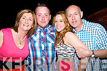 21st: Paul kennelly Moyvane who celebrated his 21st in The Railyway bar, Ballybunion on Saturday night with his family and friends paul is with his family l-r: mary,Paul,Fiona and Gerald Kennelly