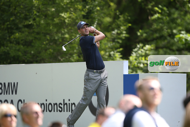 Martin Kaymer (GER) carded a 69 during Round Three of the 2015 BMW PGA Championship over the West Course at Wentworth, Virginia Water, London. 23/05/2015. Picture David Lloyd | www.golffile.ie.