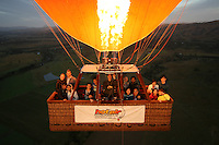 20130605 June 05 Hot Air Balloon Gold Coast