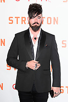 Matt Spacklen at the &quot;Stratton&quot; premiere, Vue West End, Leicester Square, London, UK. <br /> 29 August  2017<br /> Picture: Steve Vas/Featureflash/SilverHub 0208 004 5359 sales@silverhubmedia.com