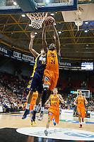 Valencia Basket - CB Valladolid (2-11-2013)