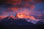 Fitz Roy, Los Glaciares National Park, Argentina