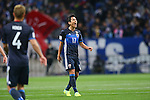 Makoto Hasebe (JPN), MARCH 29, 2016 - Football / Soccer : FIFA World Cup Russia 2018 Asian Qualifier Second Round Group E match between Japan 5-0 Syria at Saitama Stadium 2002, Saitama, Japan. (Photo by YUTAKA/AFLO SPORT)