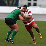 Rugby, semi-final Waimea v Marist , Saturday 12thJuly, 2014,Nelson NewZealand, ,Photo: Evan Barnes / www.shuttersport.co.nz