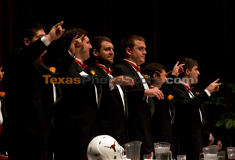 2010 Texas Longhorns Football Awards Banquet
