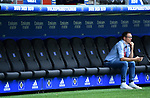Sportdirektor Michael Mutzel (HSV)<br /> Hamburg, 28.06.2020, Fussball 2. Bundesliga, Hamburger SV - SV Sandhausen<br /> Foto: Tim Groothuis/Witters/Pool//via nordphoto<br />  DFL REGULATIONS PROHIBIT ANY USE OF PHOTOGRAPHS AS IMAGE SEQUENCES AND OR QUASI VIDEO<br /> EDITORIAL USE ONLY<br /> NATIONAL AND INTERNATIONAL NEWS AGENCIES OUT