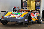 Feb 11, 2010; 5:13:45 PM; Barberville, FL., USA; The UNOH sponsored World of Outlaws event running the 39th Annual DIRTCar Nationals at Volusia Speedway Park.  Mandatory Credit: (thesportswire.net)