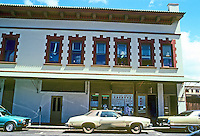 Honolulu: Victorian Commercial Building, Nuuanu Ave., north of Hotel. Photo '82.
