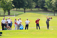Eric Rumley (Kinsale) on the 3rd tee during the AIG Barton Shield Munster Final 2018 at Thurles Golf Club, Thurles, Co. Tipperary on Sunday 19th August 2018.<br /> Picture:  Thos Caffrey / www.golffile.ie<br /> <br /> All photo usage must carry mandatory copyright credit (© Golffile   Thos Caffrey)