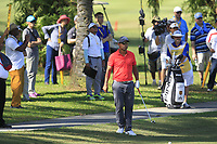 Pablo Larrazabal (ESP) in action on the 6th during Round 4 of the Maybank Championship at the Saujana Golf and Country Club in Kuala Lumpur on Saturday 4th February 2018.<br /> Picture:  Thos Caffrey / www.golffile.ie<br /> <br /> All photo usage must carry mandatory copyright credit (&copy; Golffile | Thos Caffrey)