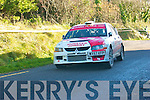 the thrills and spills at the Winter Mini stages rally last Sunday,based at Banna holiday resort were