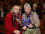 Anne Griffin and Doris Rusk at St Peters Male Voice Choir's Christmas concert in St Peters church West Street. Photo:Colin Bell/pressphotos.ie