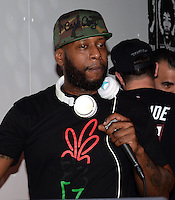 www.acepixs.com<br /> <br /> February 19 2017, Ft Lauderdale<br /> <br /> Talib Kweli performs at 'Cash Only' Club on February 19, 2017 in Fort Lauderdale, Florida. <br /> <br /> By Line: Solar/ACE Pictures<br /> <br /> ACE Pictures Inc<br /> Tel: 6467670430<br /> Email: info@acepixs.com<br /> www.acepixs.com