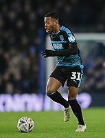 West Bromwich Albion's Rayhaan Tulloch <br /> <br /> Photographer David Horton/CameraSport<br /> <br /> Emirates FA Cup Fourth Round - Brighton and Hove Albion v West Bromwich Albion - Saturday 26th January 2019 - The Amex Stadium - Brighton<br />  <br /> World Copyright © 2019 CameraSport. All rights reserved. 43 Linden Ave. Countesthorpe. Leicester. England. LE8 5PG - Tel: +44 (0) 116 277 4147 - admin@camerasport.com - www.camerasport.com