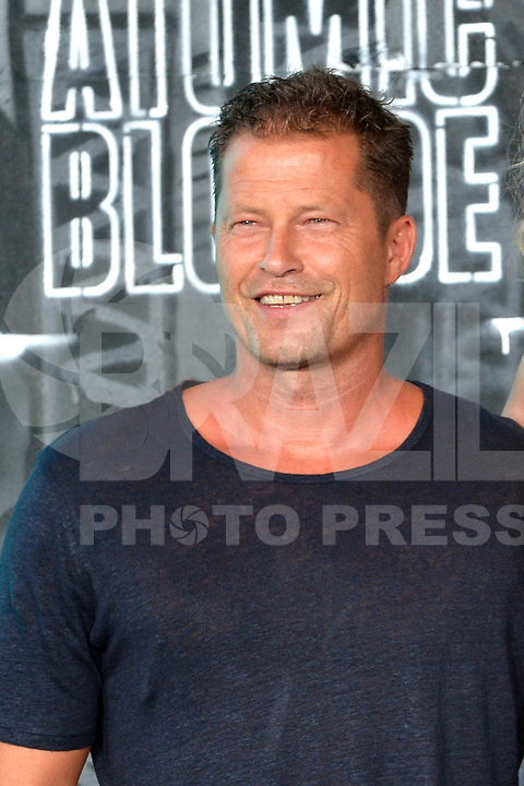 BERLIN, ALEMANHA, 17.07.2017 - PREMIERE-BERLIN -  Til Scheiger durante premiere de Atomic Blonde em Berlin na Alemanha ontem segunda-feira, 17. (Foto: Timm/Brazil Photo Press)