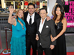 Brett Ratner and parents at the premiere of Horrible Bosses, held at Grauman's Chinese Theater in Los Angeles, Ca. June 30, 2011. @Fitzroy Barrett Barrett