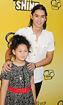 LOS ANGELES, CA - JUNE 05: Boo Boo Stewart and Sage Stewart attend Disney's 'Let It Shine' Premiere held at The Directors Guild Of America on June 5, 2012 in Los Angeles, California.