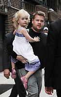 JUN 05 James Corden seen leaving The Late Show