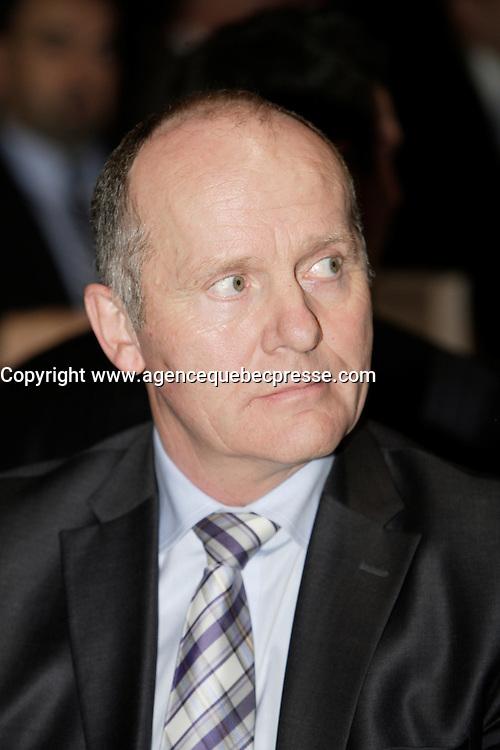 Montreal  (Quebec) CANADA - Monday, November 28, 2011 -  Philippe Duval, President and CEO, Societe des Alcools du Quebec