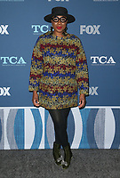 04 January 2018 - Pasadena, California - Aisha Hinds. 2018 Winter TCA Tour - FOX All-Star Party held at The Langham Huntington Hotel. <br /> CAP/ADM/FS<br /> &copy;FS/ADM/Capital Pictures