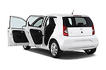 Car images of a 2014 Seat MII Style 5 Door Hatchback 2WD Doors
