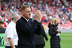 Garry Monk of Middlesbrough during the Sky Bet Championship match at the Riverside Stadium, Middlesbrough. Picture date: August 26th 2017. Picture credit should read: Jamie Tyerman/Sportimage