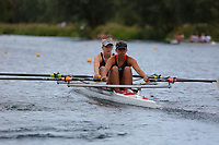 Race: 114  W.2x (Band 1)  Heat 1<br /> <br /> Peterborough Summer Regatta 2018 - Saturday<br /> <br /> To purchase this photo, or to see pricing information for Prints and Downloads, click the blue 'Add to Cart' button at the top-right of the page.