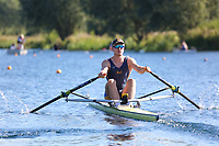 Race: 20  1x (Band 1)  Heat 2<br /> <br /> Peterborough Summer Regatta 2018 - Saturday<br /> <br /> To purchase this photo, or to see pricing information for Prints and Downloads, click the blue 'Add to Cart' button at the top-right of the page.