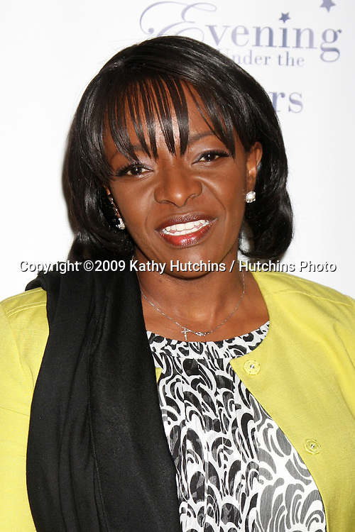 Beverly White.Special Needs Network Fourth Annual Evening Under the Stars.The Ebell.Los Angeles,  CA.October 11,  2009.©2009 Kathy Hutchins / Hutchins Photo.