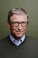 Bill Gates portraits / Bill Gates photos / Seattle