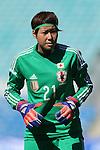 Erina Yamane (JPN), <br /> MARCH 6, 2015 - Football / Soccer : <br /> Algarve Women's Football Cup 2015 Group C match <br /> between Japan 3-0 Portugal <br /> at Algarve Stadium in Faro, Portugal. <br /> (Photo by YUTAKA/AFLO SPORT)[1040]