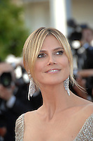 Heidi Klum - 65th Cannes Film Festival