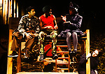 Graeae Theatre Company and Unicorn Theatre for Children;<br /> DIARY OF AN ACTION MAN by Kenny<br /> David Ellington;<br /> Cherylee Houston;<br /> Anit Sharma;<br /> Karen Spicer;<br /> 12 February 2003