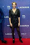 Premiere musical  David Bowie's Lazarus in DeLaMar, Amsterdam.<br /> <br /> Op de foto:  Roosmarijn Luyten