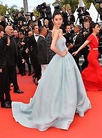 Ming Xi at the gala screening for &quot;Solo: A Star Wars Story&quot; at the 71st Festival de Cannes, Cannes, France 15 May 2018<br /> Picture: Paul Smith/Featureflash/SilverHub 0208 004 5359 sales@silverhubmedia.com
