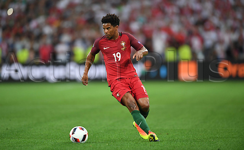 30.06.2016. Marseille, France.  Eliseu of Portugal in action during the UEFA EURO 2016 quarter final soccer match between Poland and Portugal at the Stade Velodrome in Marseille, France, 30 June 2016.