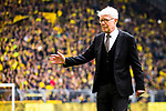 11.05.2019, Signal Iduna Park, Dortmund, GER, 1.FBL, Borussia Dortmund vs Fortuna D&uuml;sseldorf, DFL REGULATIONS PROHIBIT ANY USE OF PHOTOGRAPHS AS IMAGE SEQUENCES AND/OR QUASI-VIDEO<br /> <br /> im Bild | picture shows:<br /> Reinhard Rauball (Praesident BVB) begruesst die Spieler, <br /> <br /> Foto &copy; nordphoto / Rauch