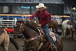 Justin Kimsey during the Cody Stampede event in Cody, WY - 7.1.2019 Photo by Christopher Thompson
