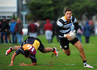 150418 Wellington Club Rugby - Ories v Upper Hutt